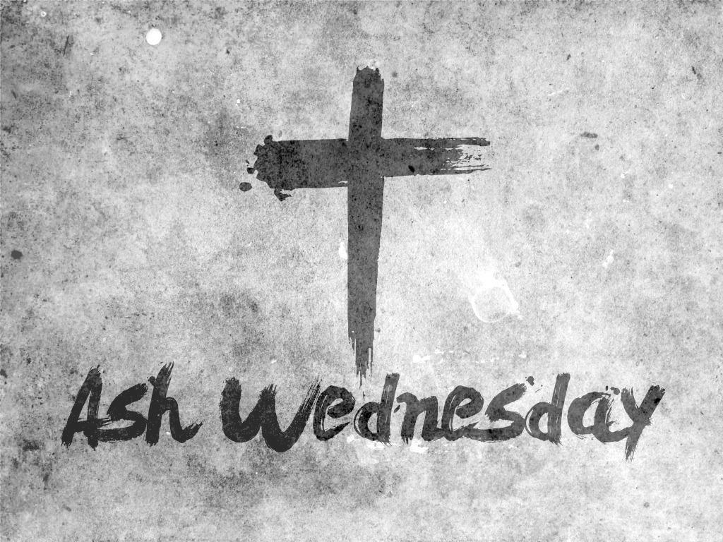 Glenn packiams blog why an ash wednesday service ashwednesday biocorpaavc Choice Image